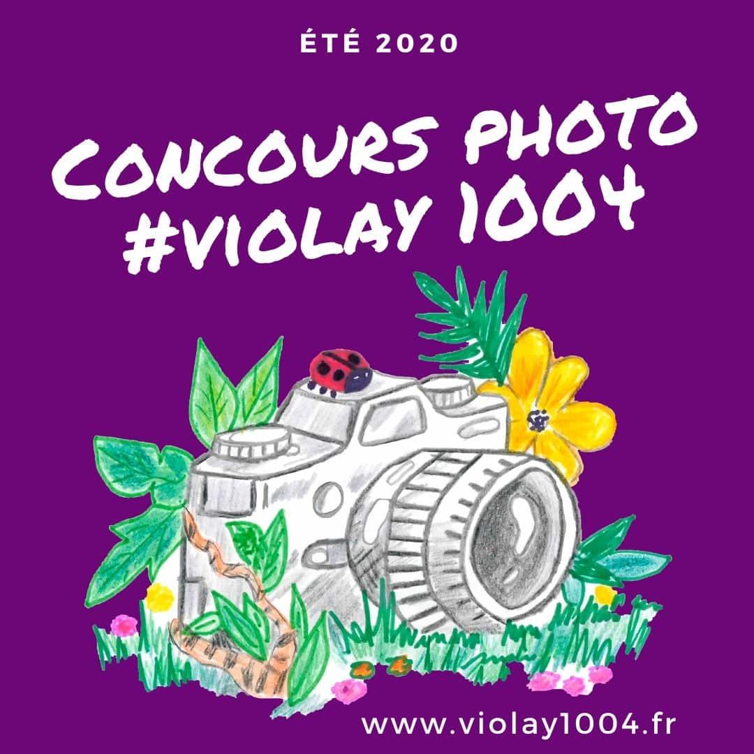 Objectif concours photo Violay été 2020